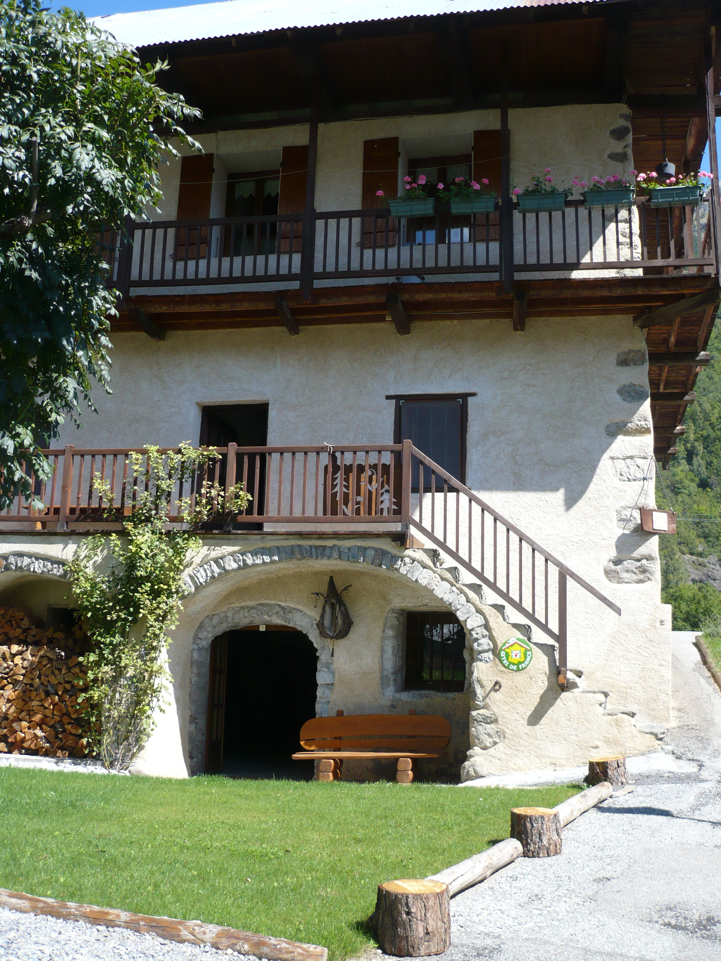 self-catering accommodation Pelvoux